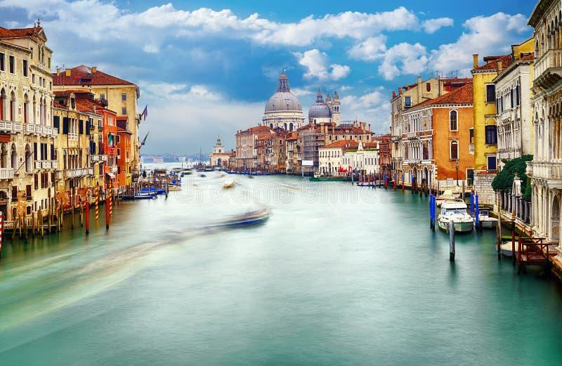 Venedig stad royaltyfria bilder