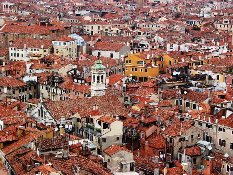 Venedig-Stadtbild lizenzfreies stockbild