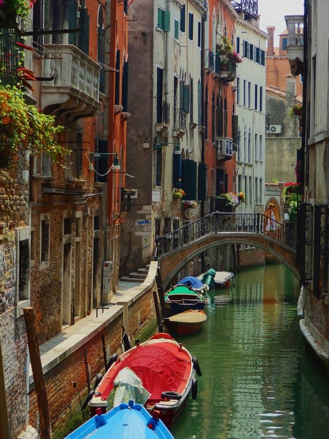 Venedig-Straßen lizenzfreie stockfotos