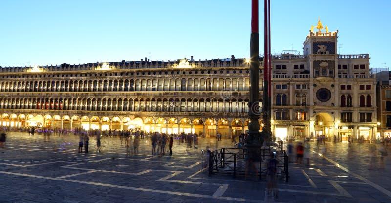 Venedig, VE - Italien 10. Juli 2015: alter Palast nannte Proc lizenzfreies stockbild