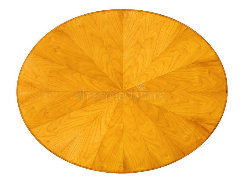 Veneer Table Texture Royalty Free Stock Photo