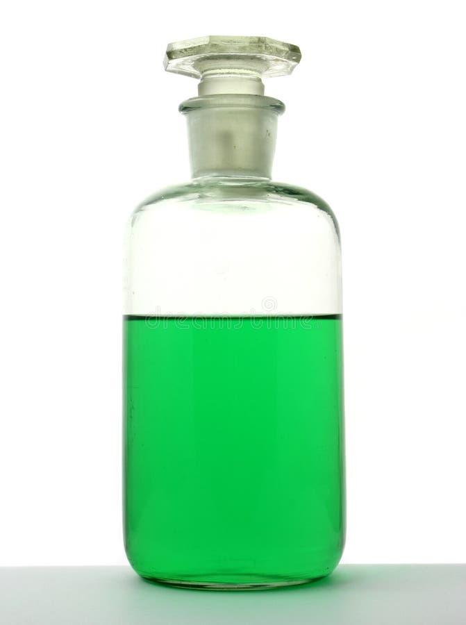 Veneno verde imagens de stock