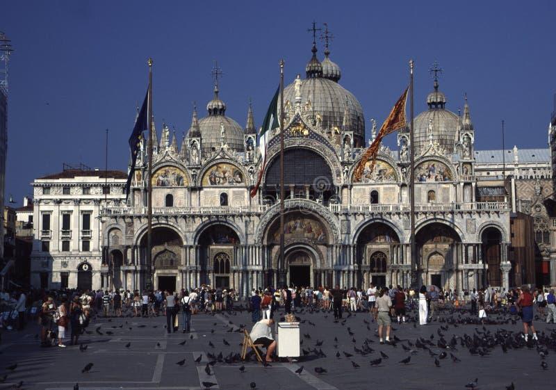Download Venetië stock foto. Afbeelding bestaande uit architectuur - 36960