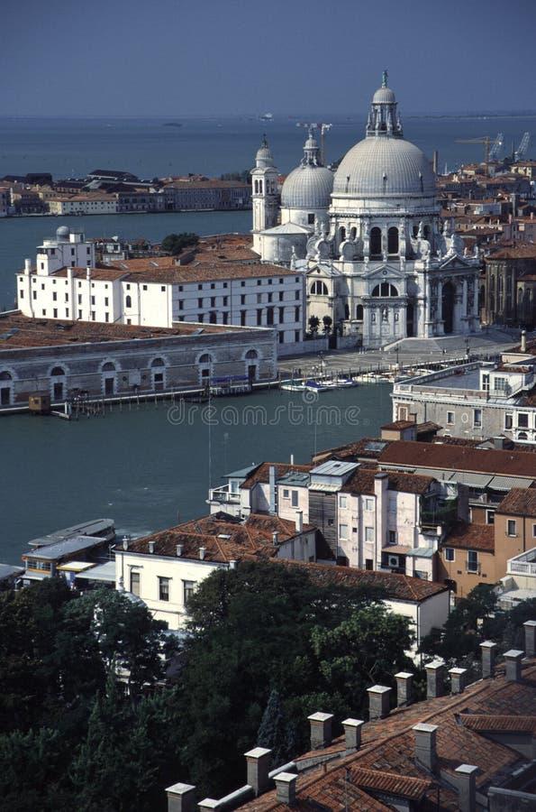 Download Venetië stock foto. Afbeelding bestaande uit basiliek, lucht - 36962
