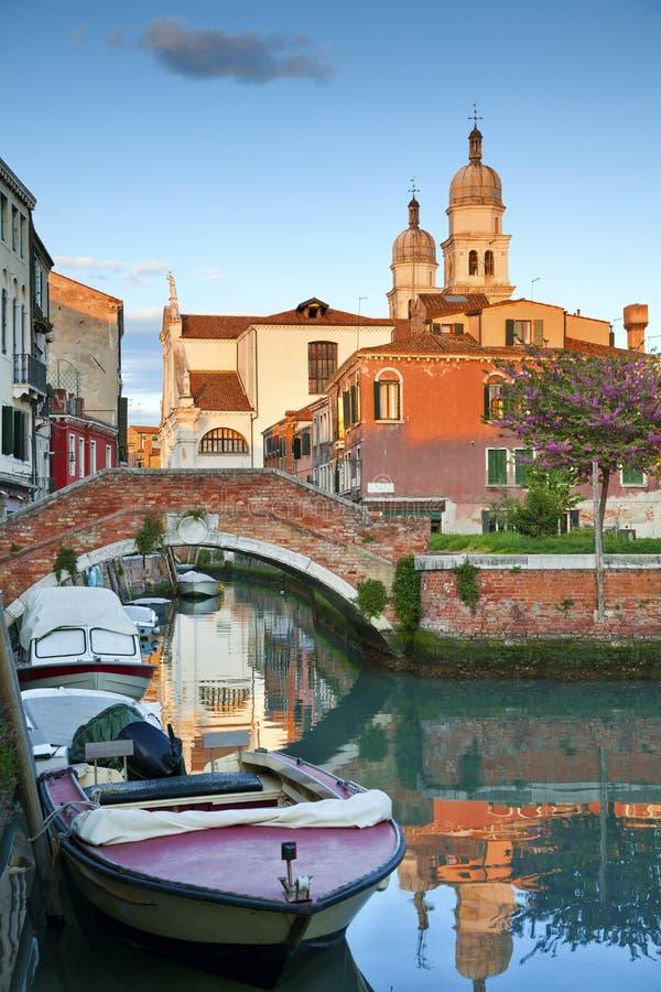 Venetië. royalty-vrije stock afbeeldingen