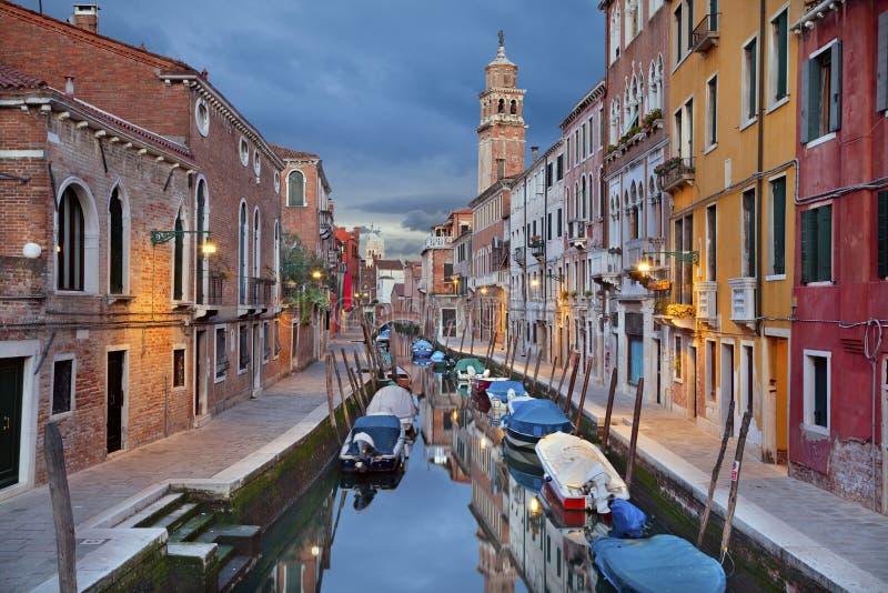 Venetië. royalty-vrije stock foto