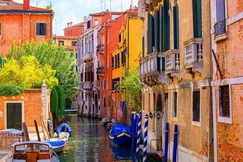 Venetië. Italië. stock foto