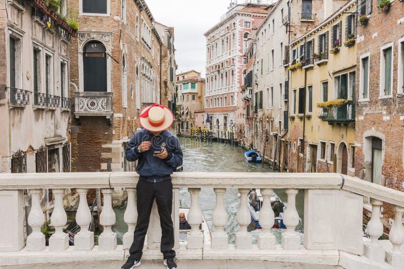 Venetië in Italië stock afbeelding