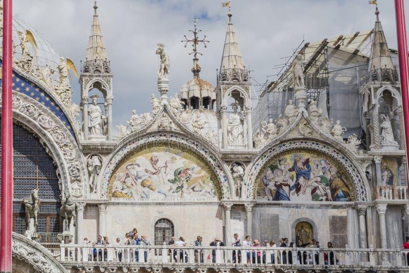 Venetië in Italië stock foto
