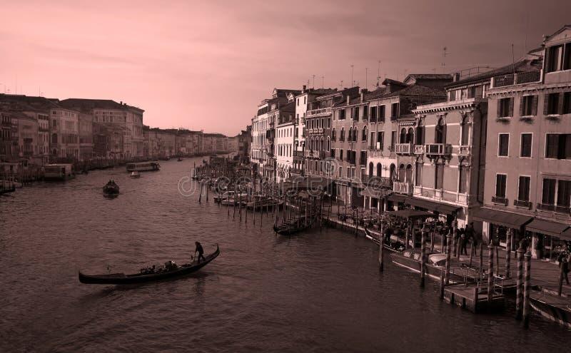 Venetië, Italië, Europa stock foto
