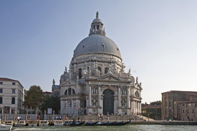Venetië ` s Santa Maria della Salute royalty-vrije stock fotografie
