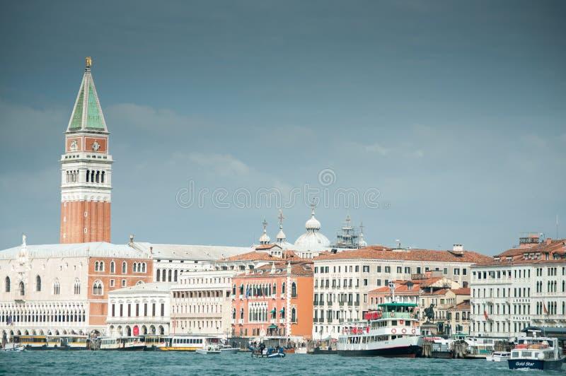 Venetië van laguna stock afbeeldingen