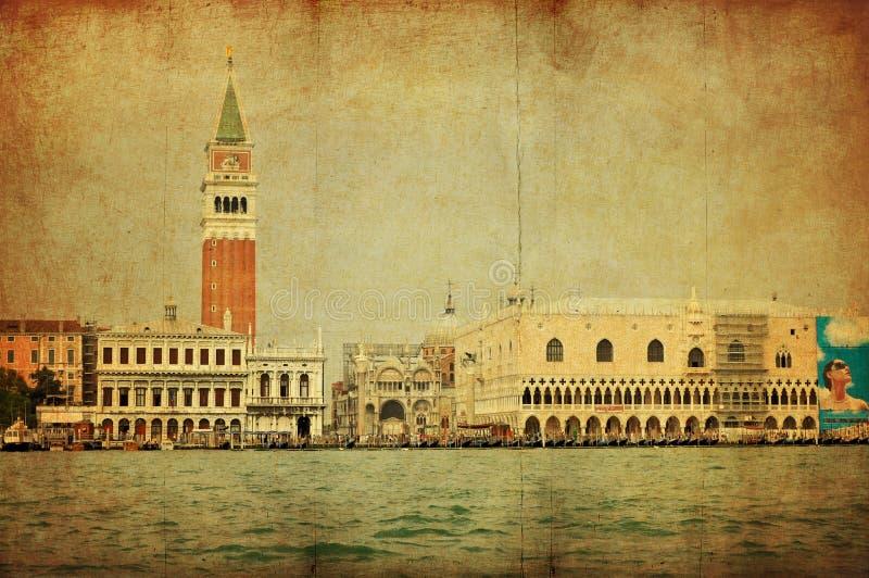 Venetiaans Groot Kanaal royalty-vrije stock foto