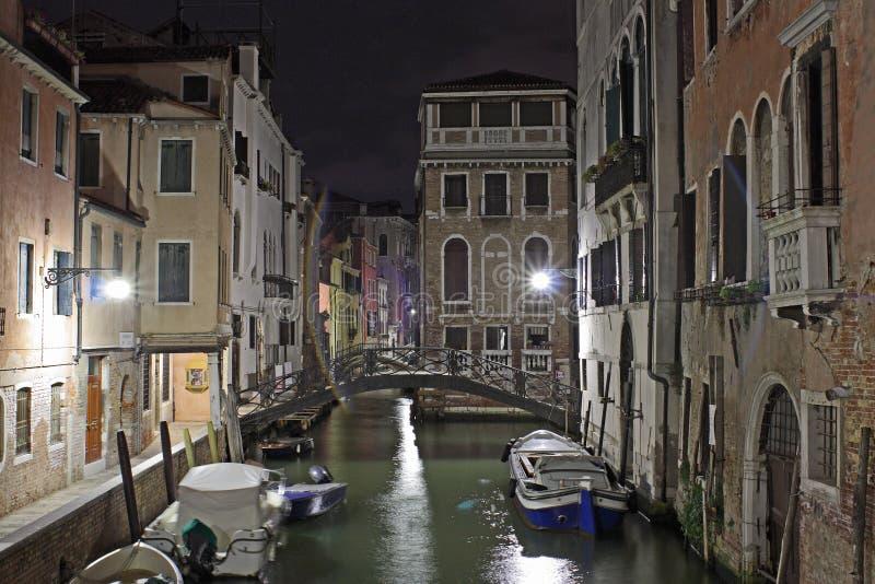 Venetiaans Kanaal stock fotografie