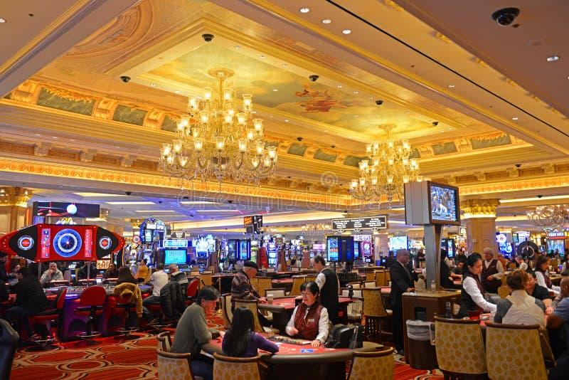 Venetiaans Las Vegas, Las Vegas, NV, de V.S. royalty-vrije stock foto's
