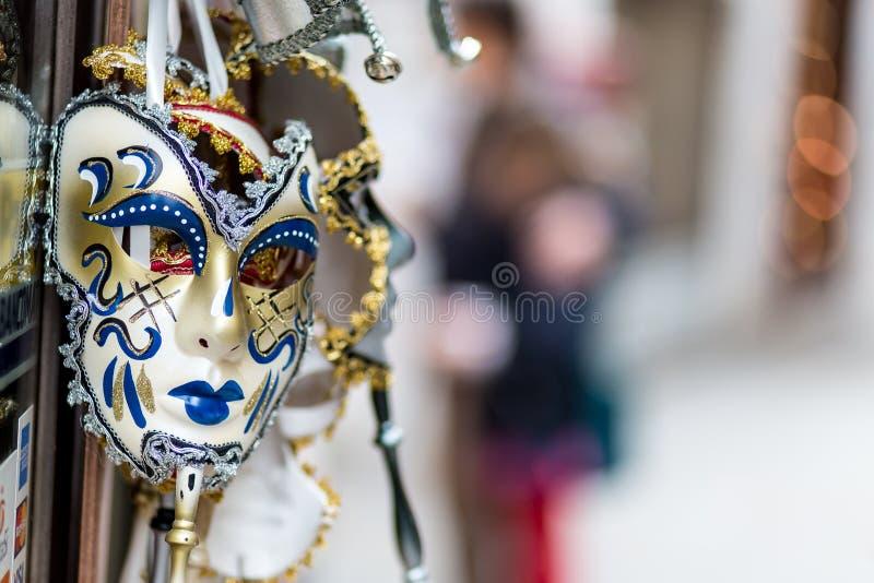 Venetiaans Masker (Venetië) royalty-vrije stock foto