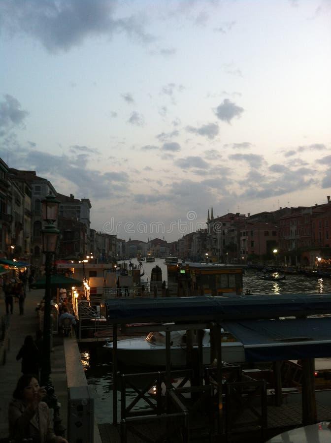 Venetiaanse Kunstenaar stock afbeelding