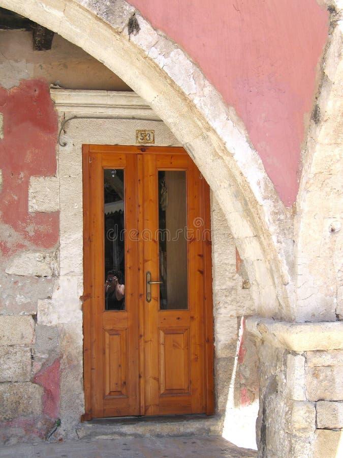 Venetiaanse stijlgebouwen stock afbeeldingen