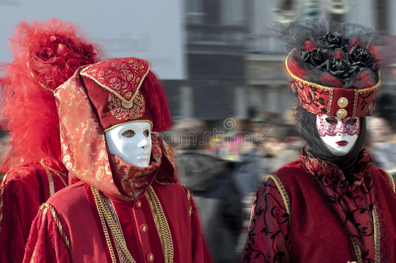 Venetian royalty free stock photography