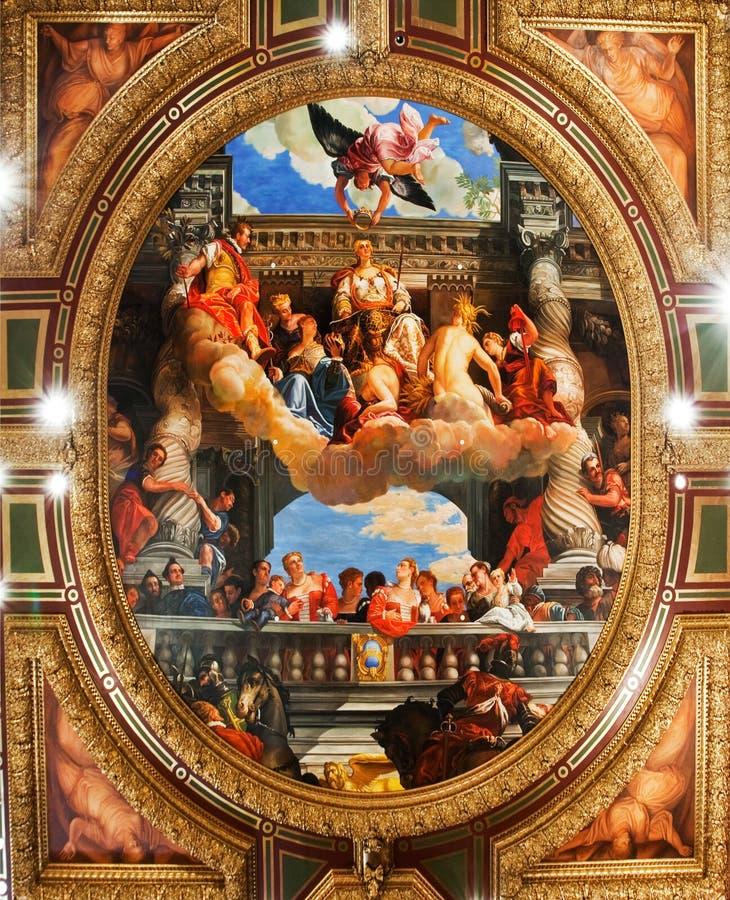 venetian arkivbild