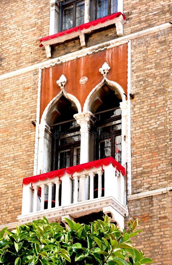 Download Venetian  Balcony And Windows Stock Photo - Image: 13036528