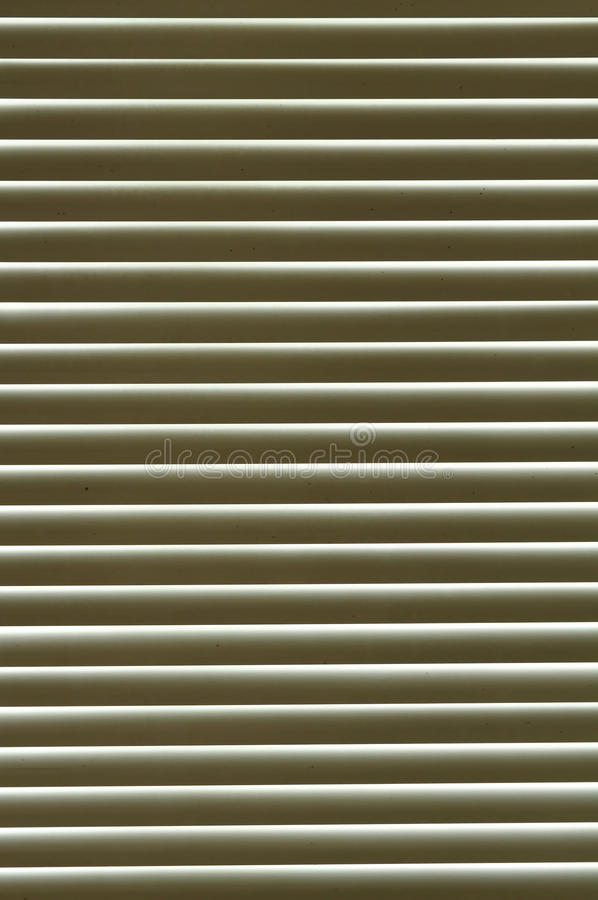 Venetian Blind Background. A venetial blind as a background stock photos