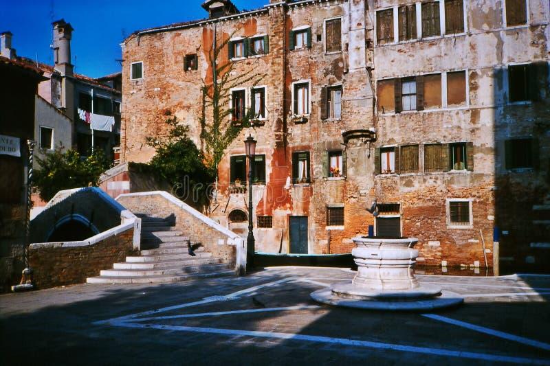 venetian campo fotografering för bildbyråer