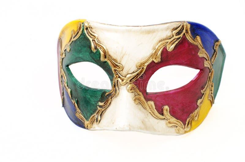 Venetian Carnaval mask stock photo