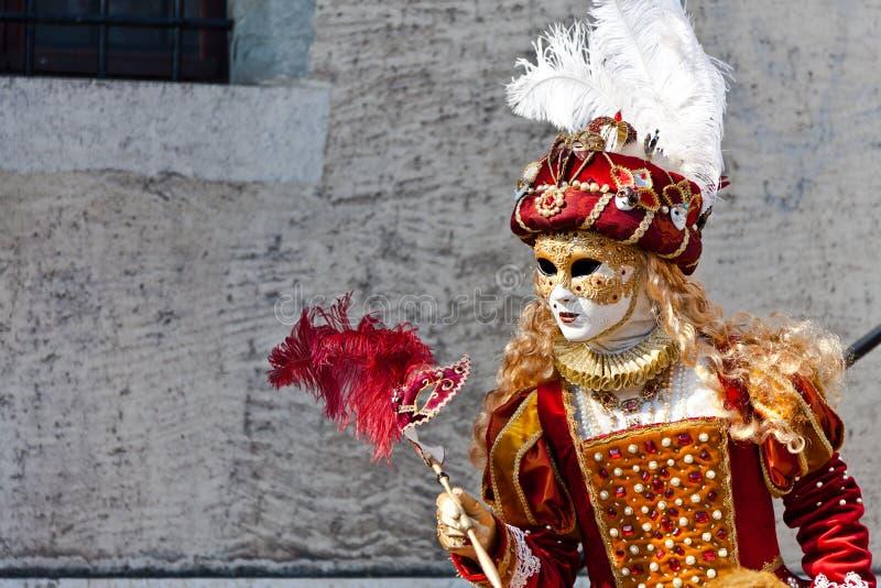 Venetian Carnival 2012 royalty free stock photos