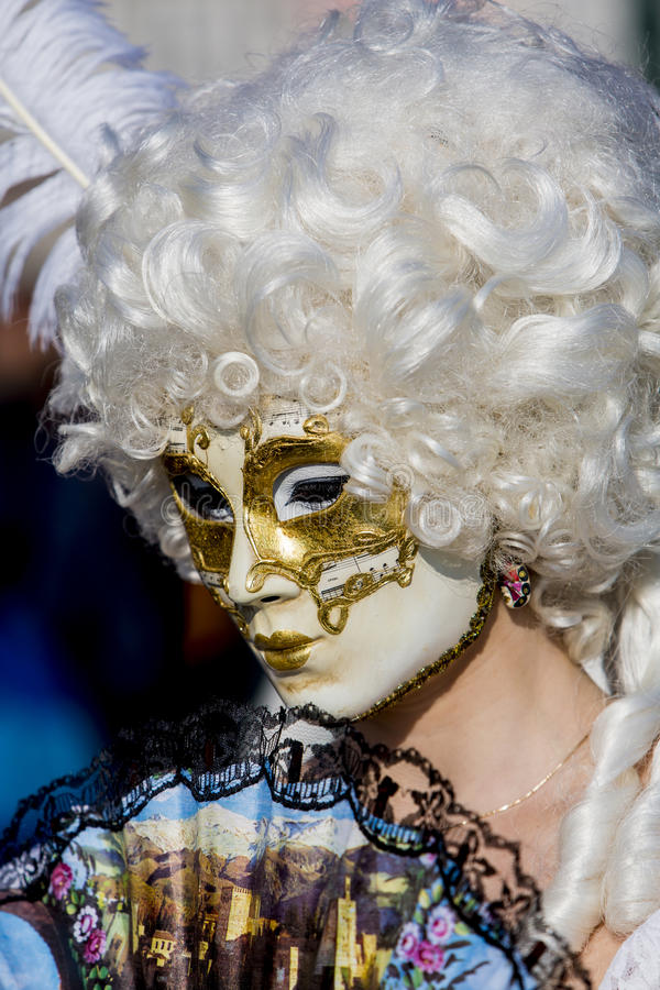 Download Venetian Carnival Mask editorial photo. Image of painted - 29189096