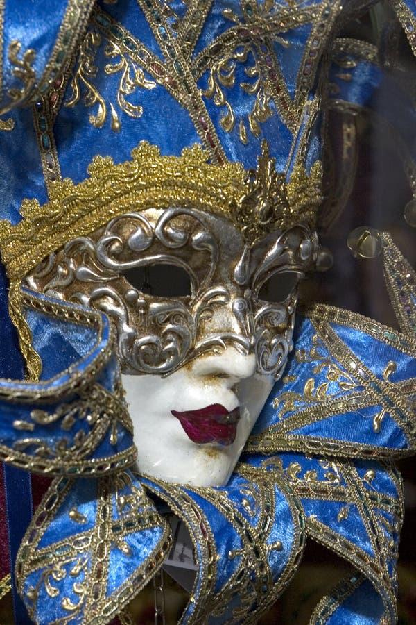 Venetian carnival mask, Venice stock photo