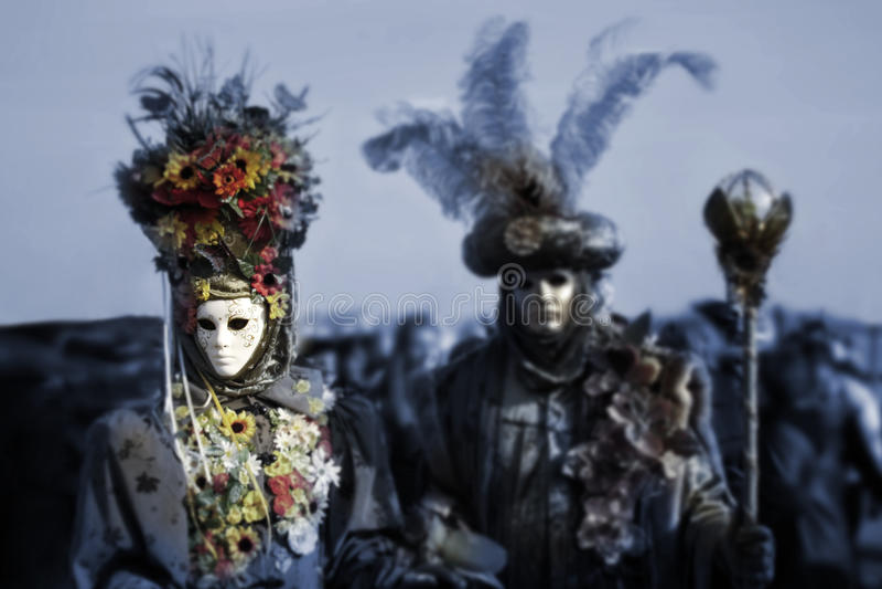 Venetian Carnival12 royalty free stock image