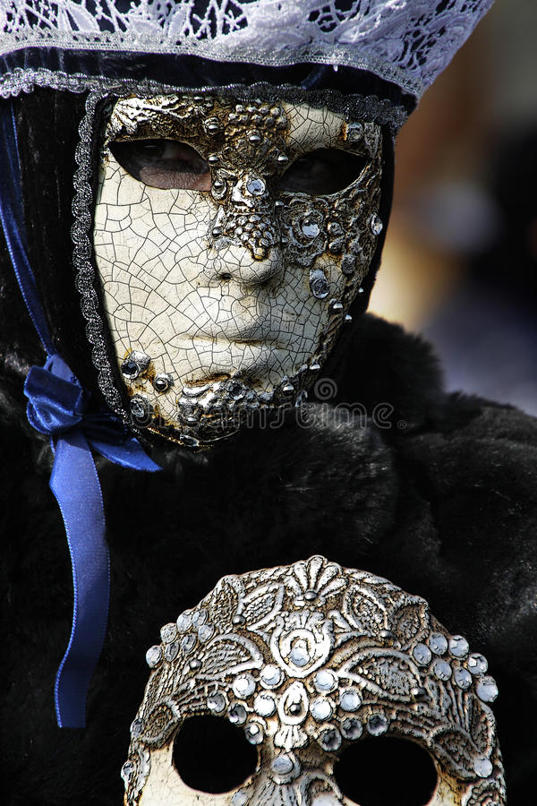 venetian carnival3 arkivfoton