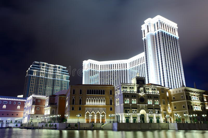 Download THE VENETIAN HOTEL Editorial Photo - Image: 22350686