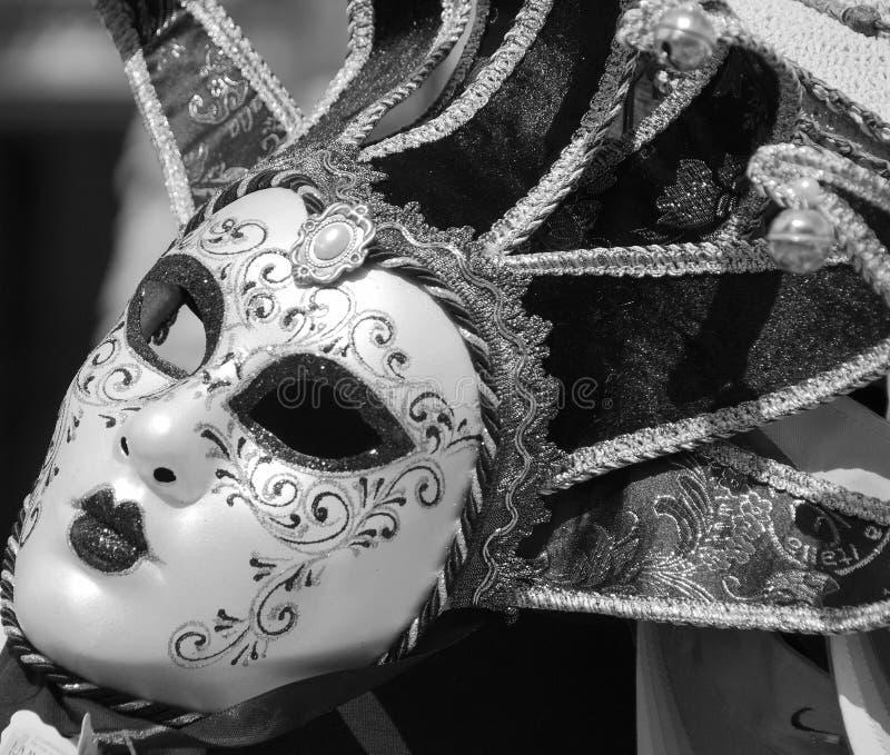 venetian karnevalmaskering royaltyfri fotografi