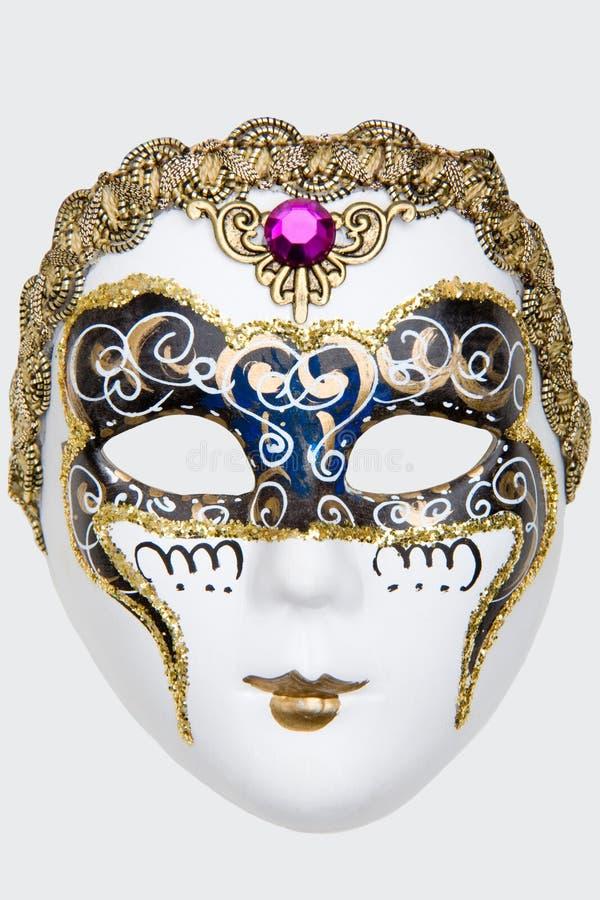 venetian karnevalmaskering arkivfoton