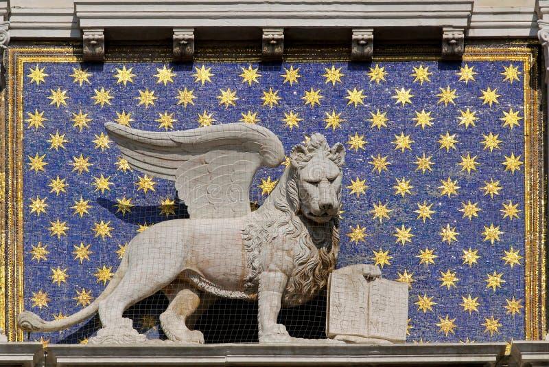 Venetian Lion Stock Photos
