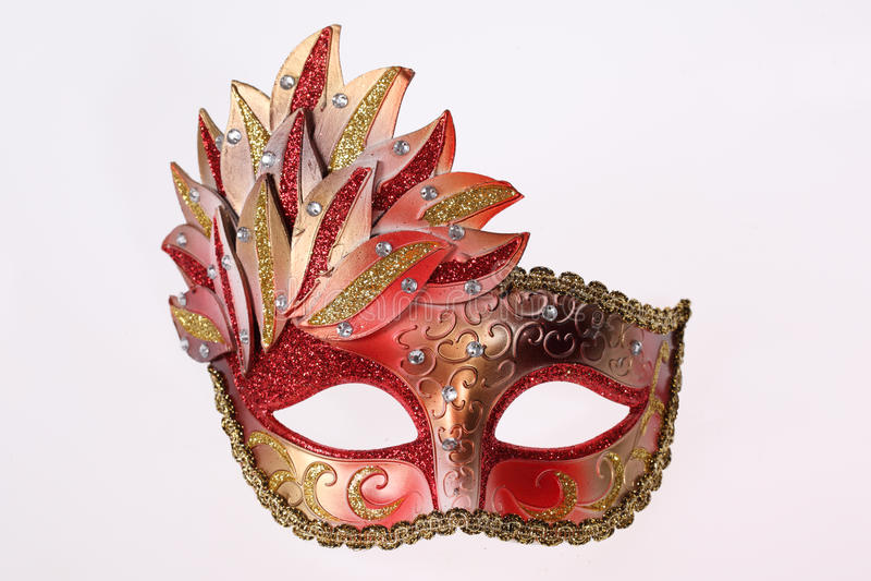 Venetian mask royalty free stock photo