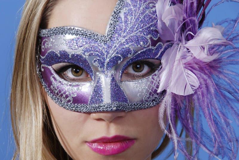 Download Venetian mask stock image. Image of girls, costume, gloss - 1845011
