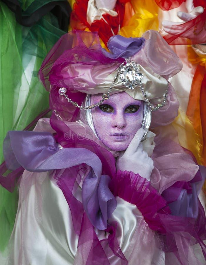 Venetian Mask Editorial Photography