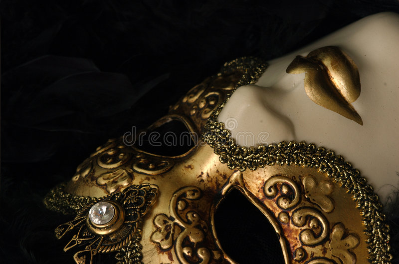 Free Venetian Mask Stock Images - 352864