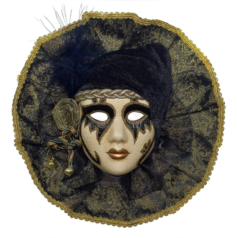 Download Venetian mask stock photo. Image of mask, costume, venice - 5578872