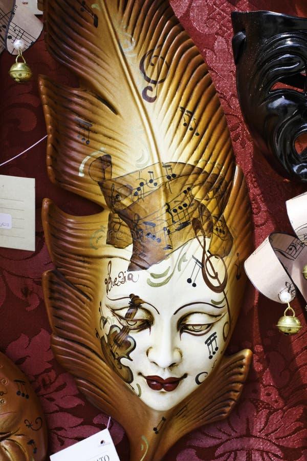 Venetian mask carnival royalty free stock images