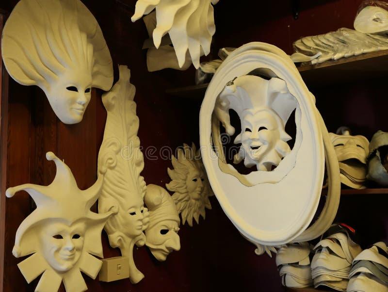 venetian maskujący royalty ilustracja