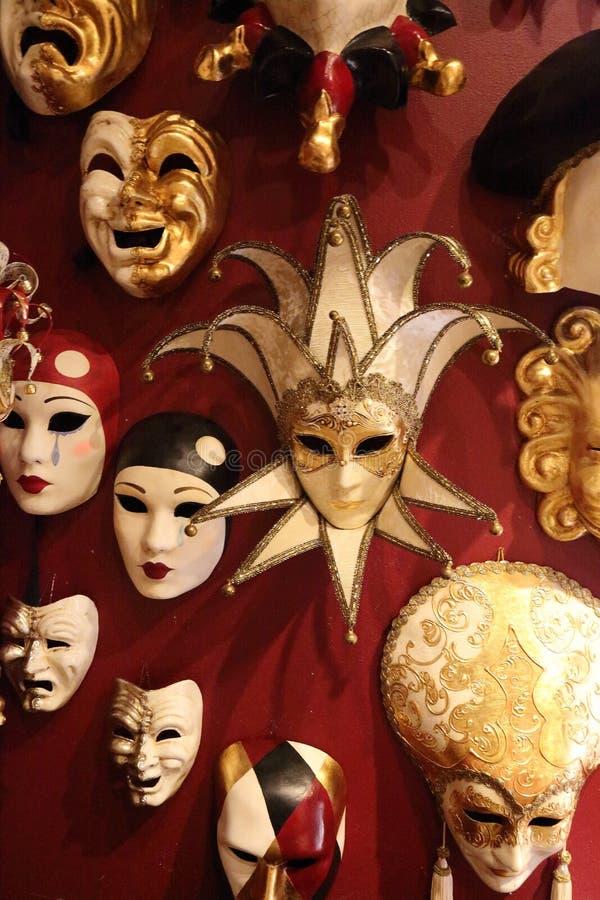venetian maskujący ilustracja wektor