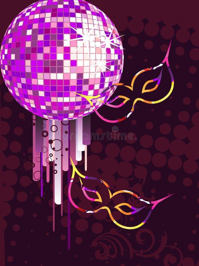 Download Venetian party stock illustration. Illustration of fantasy - 28660001