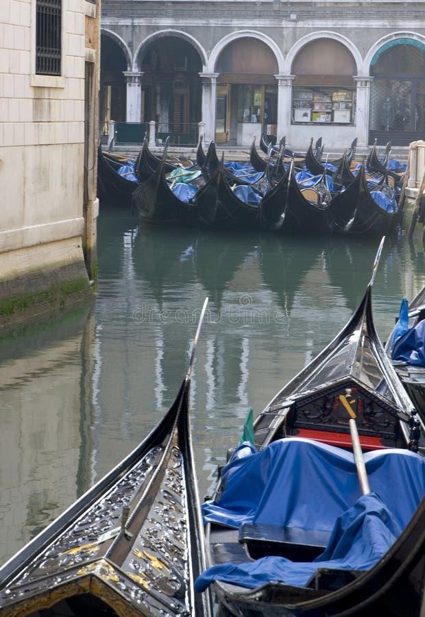 Veneza 4 fotos de stock royalty free