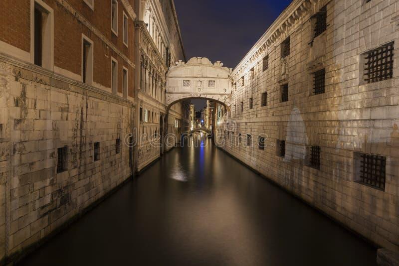 Veneza a cidade bonita velha foto de stock royalty free
