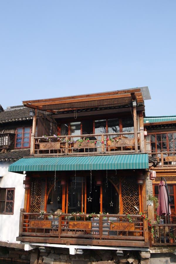 Veneza de Shanghai fotografia de stock