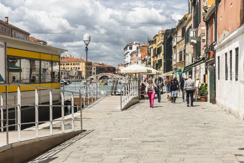 Veneza em Italy imagem de stock royalty free